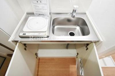 【キッチン】TOMOIE Residence中野