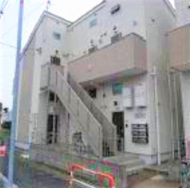 【外観】横浜市港北区日吉7丁目の一棟売りアパート