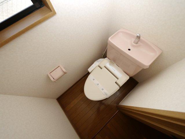 【トイレ】メゾンドメンフィス