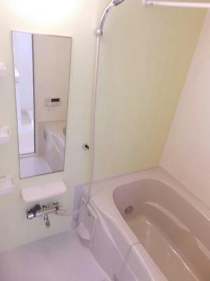 【浴室】レスポワール東深津