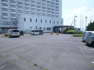 【駐車場】琵琶湖プラザ
