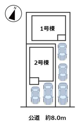 【区画図】守山区薮田町