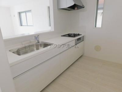 【設備】所沢市下安松・全1棟 新築一戸建 ~LDK18.5帖~