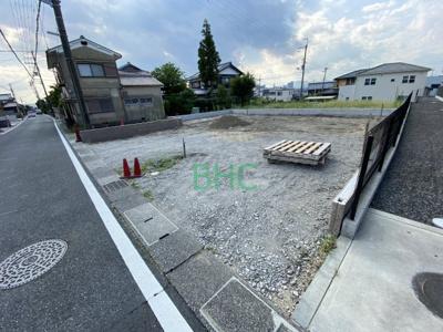 【外観】栗東市目川3期1号棟