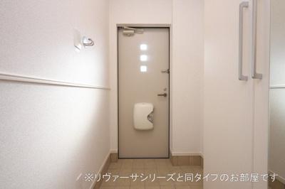 【玄関】ブローテM・Y Ⅲ A
