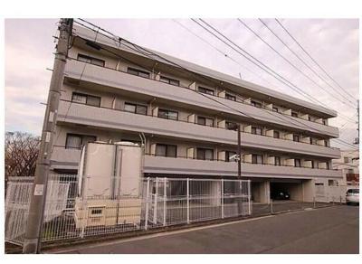 【外観】ダイヤハイツ第二高島台