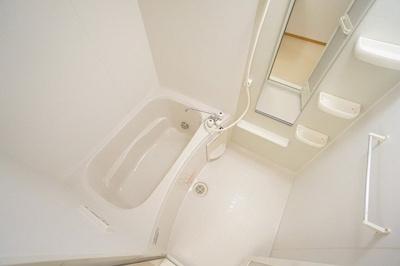 【浴室】グリーンヒルズ旭C
