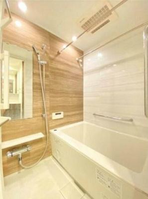 【浴室】リビオレゾン板橋本町ステーションサイド
