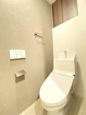 【トイレ】リビオレゾン板橋本町ステーションサイド