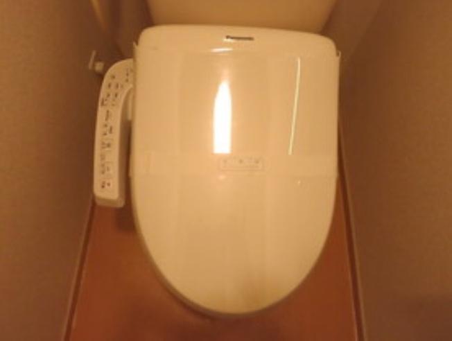 【トイレ】ベジフル北新宿弐番館