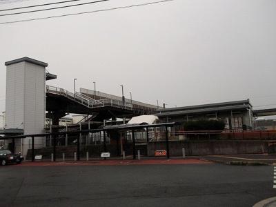 遠賀川駅まで2700m