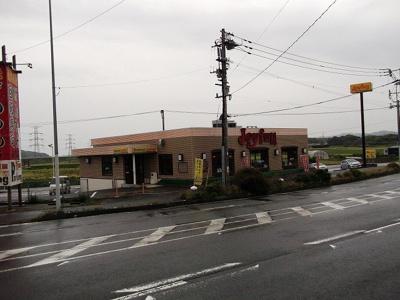 ジョイフル北遠賀店まで4200m