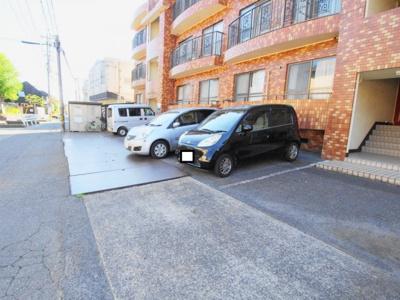 【駐車場】サンピア西村