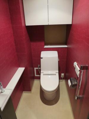 【トイレ】レコシティ・プライム