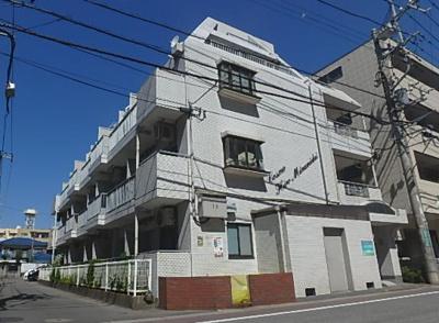 【外観】コスモヒロ南台