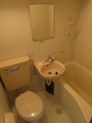 【浴室】コスモヒロ南台