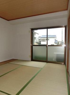 【寝室】モンフィス大鶴