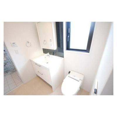 【トイレ】プレミエール一番町