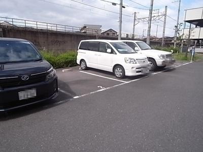 【駐車場】ライオンズマンション鴻池新田