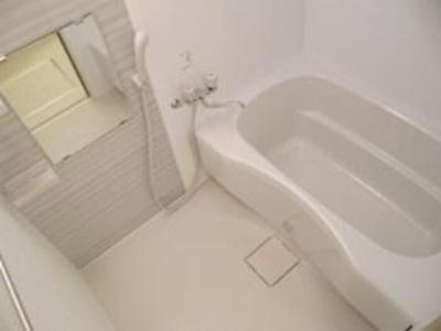 【浴室】ハーベスト平田