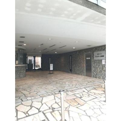 【エントランス】東急ドエル・プレステージ参宮橋