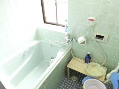 【浴室】大阪市住吉区帝塚山東3丁目 中古戸建