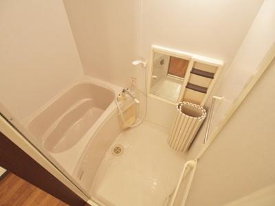 【浴室】ハピネス岩田