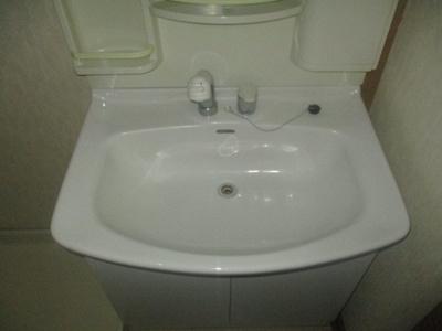 【洗面所】ミリオンハウス