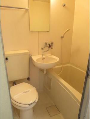 【浴室】メゾン飯嶋