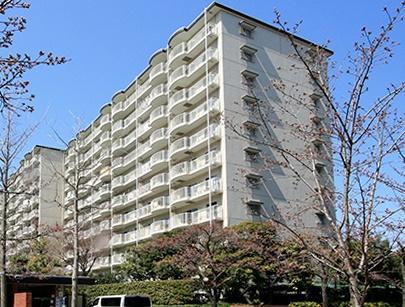 【外観】サンライトパストラル弐番街D棟