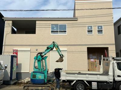 【外観】八潮市緑町1丁目新築戸建て