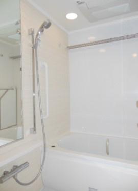 【浴室】ガーラ・ヒルズ新宿