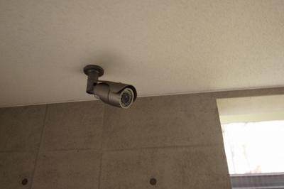「防犯カメラ」