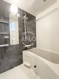 アットリースハウス大国町(事業用) 綺麗な浴室