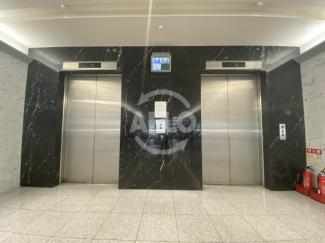 西天満パークビル3号館 エレベーター