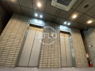 大同パークサイドビル エレベーター