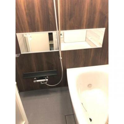【浴室】パークナードフィット南青山Garden