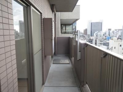 【バルコニー】サザンクレスト堺東