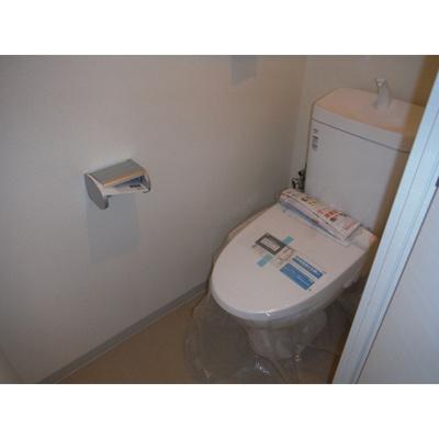 【トイレ】シティヒルズブライトⅡ