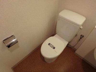 【トイレ】プレール・ドゥーク東京ベイⅢ