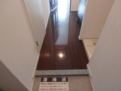【玄関】プレール・ドゥーク東京ベイⅢ