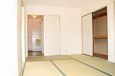 【和室】シャルマンハイツ魚崎3