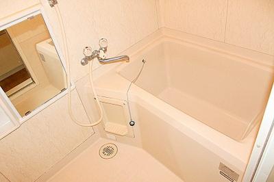 【浴室】シャルマンハイツ魚崎3