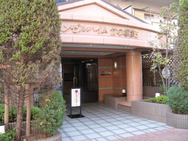 【エントランス】エンゼルハイム竹の塚第5