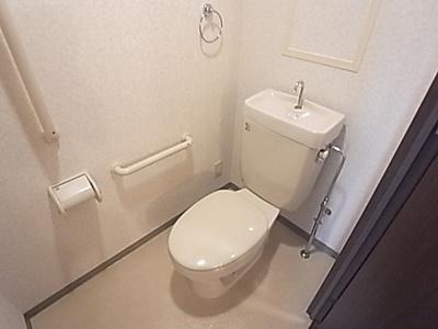 【トイレ】ハートランド甲南