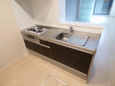 【キッチン】ウィズダム六甲