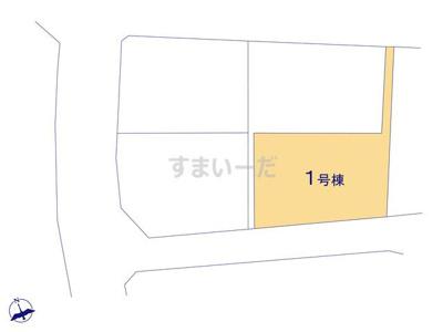 【区画図】クレイドルガーデン愛荘町川原第7