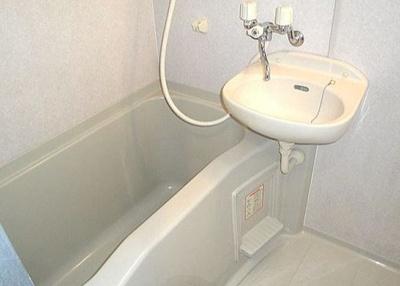 【浴室】パークウェル大井町