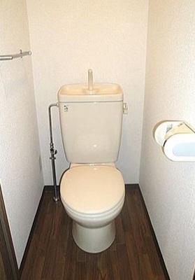 【トイレ】パークウェル大井町