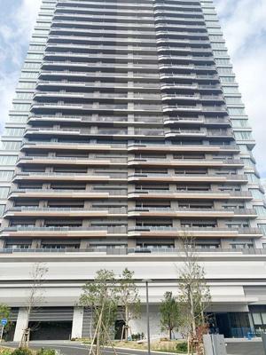 【外観】幕張ベイパークスカイグランドタワー